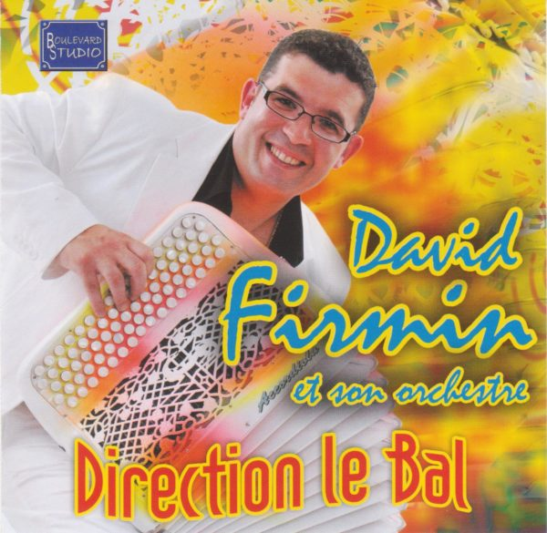 Disque David Firmin - Direction le bal
